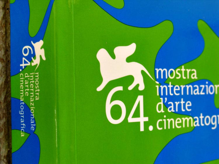 64° mostra del cinema di venezia logo