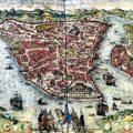 mappa di costantinopoli