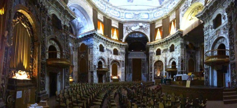 chiesa dell'ss salvatore a palermo